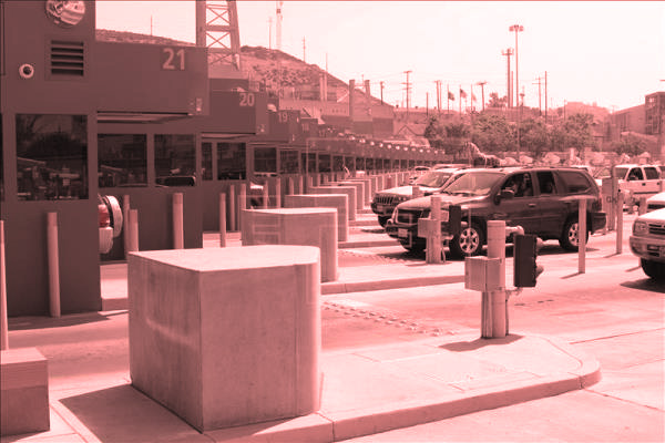 Frontera Tijuana - San Diego